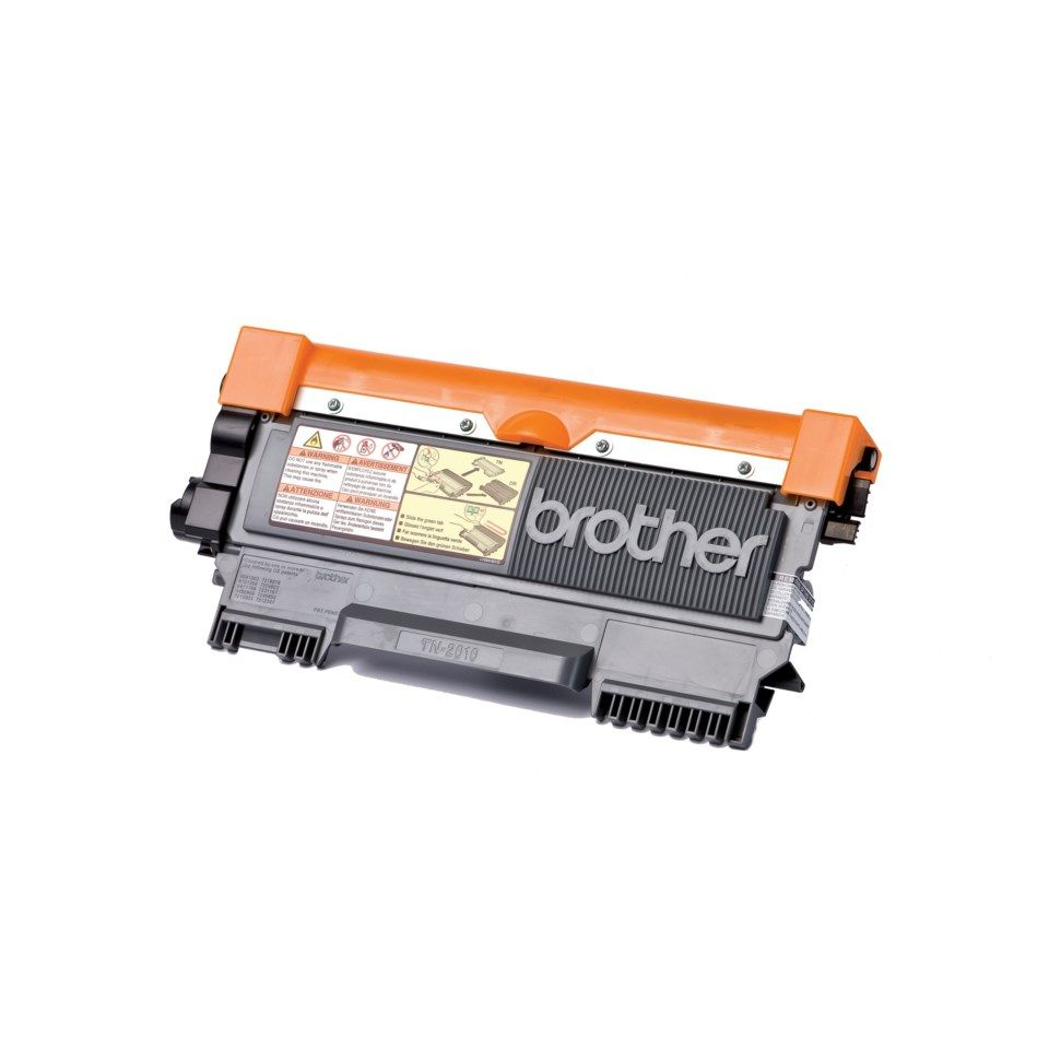 Brother Toner TN-2010 Svart
