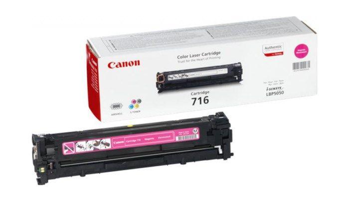 Canon Toner 716M Magenta