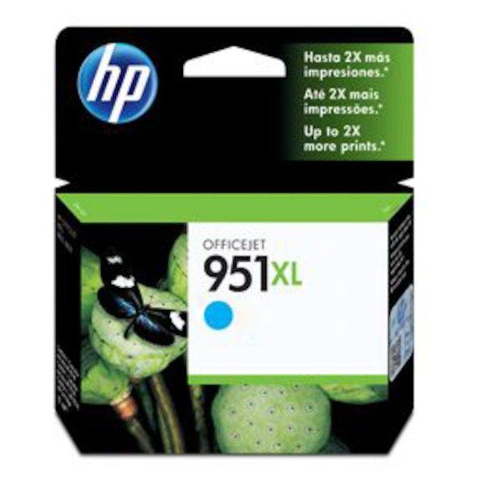 HP 951XL Bläckpatron Cyan