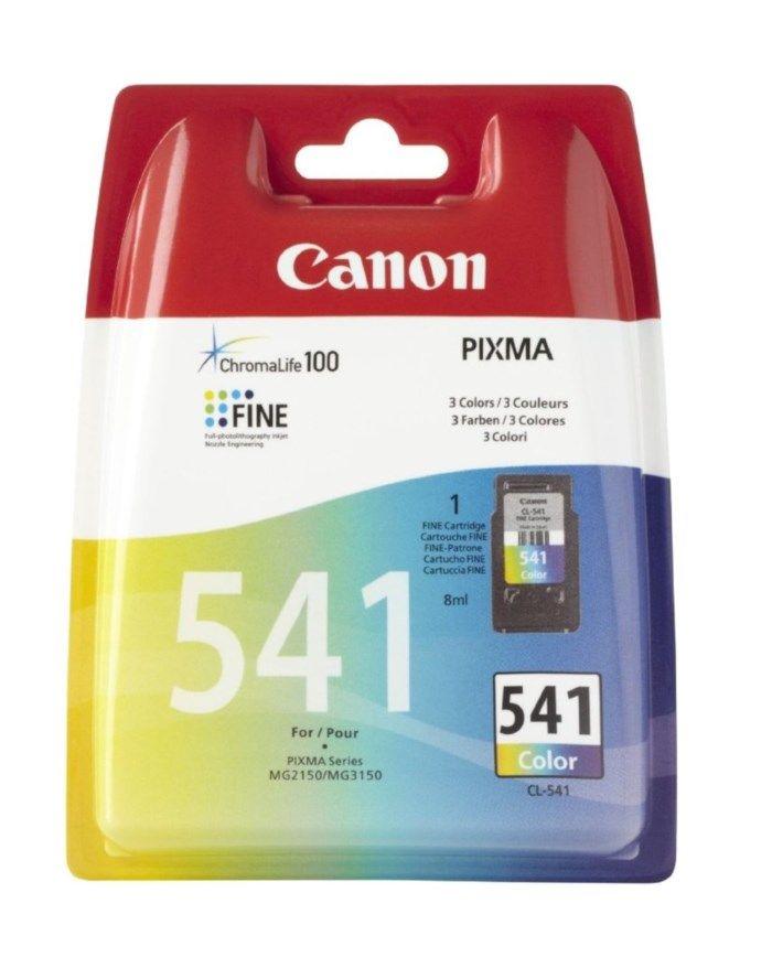 Canon CL-541 Bläckpatron Flera färger