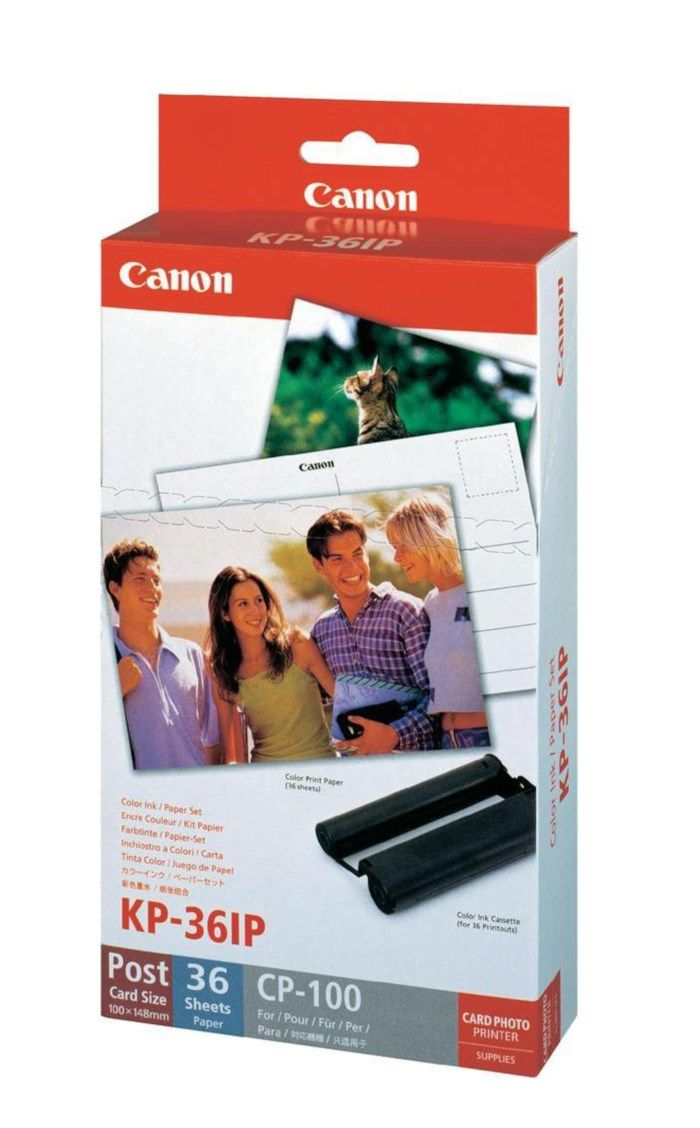 Canon KP-36IP - Sublimering