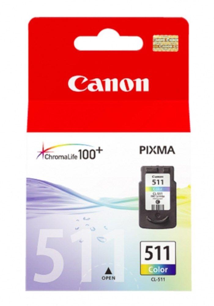 Canon CL-511 Bläckpatron Flera färger