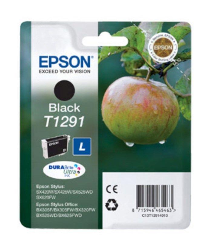 Epson T1291 Bläckpatron Svart