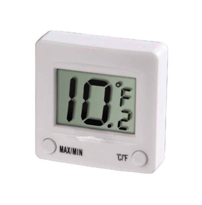 Digital termometer för kyl och frys