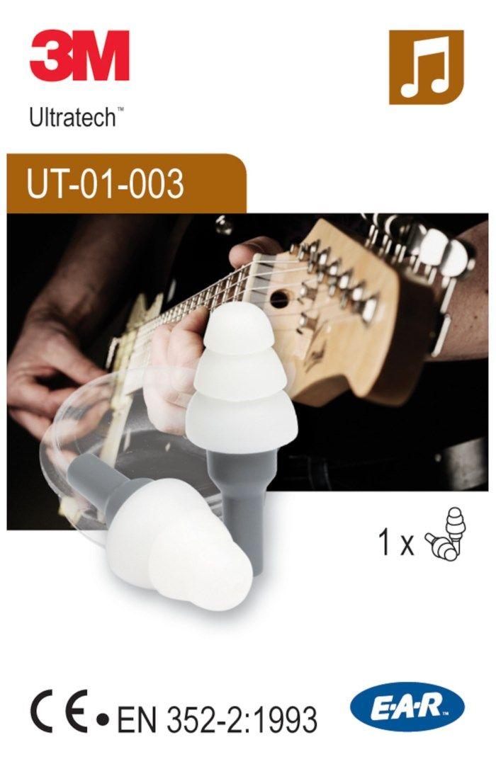 3M Hörselproppar Ultratech