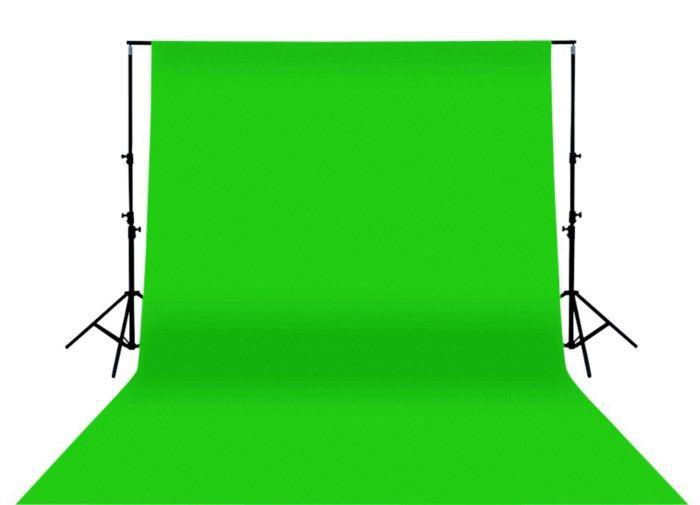 Greenscreen 3x3 m