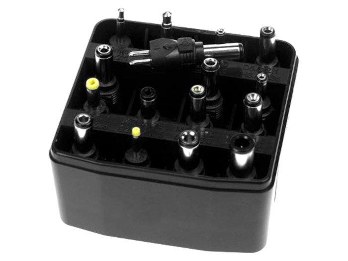 16 DC-pluggar
