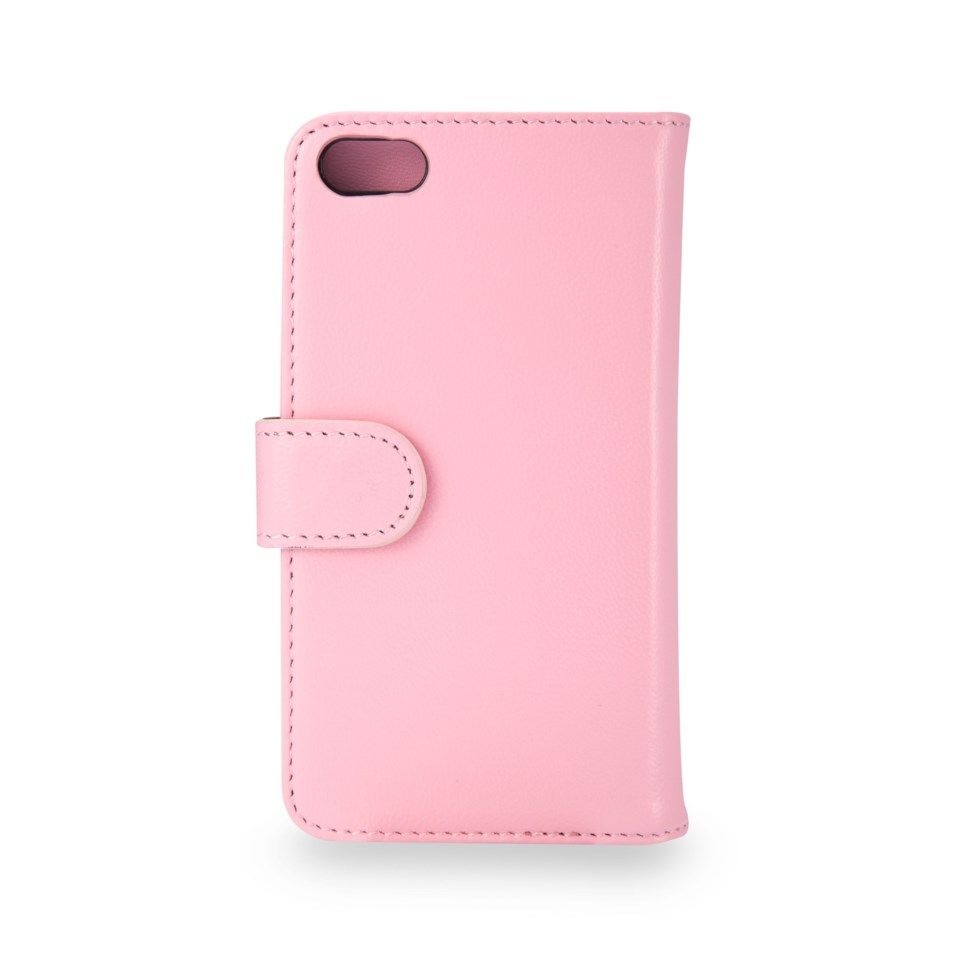 Linocell Mobiletui for iPhone 5, 5s og SE (2016) Rosa