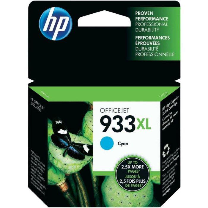 HP 933XL Bläckpatron Cyan