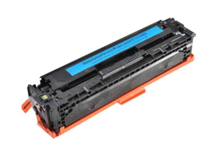 Toner typ HP 125A Cyan