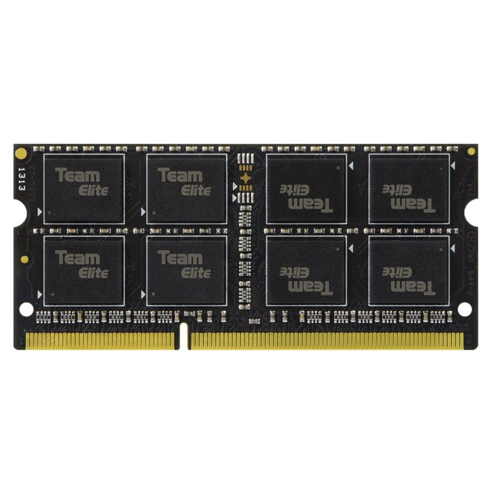 Team RAM-minne SO-DIMM DDR3 PC12800 4 GB