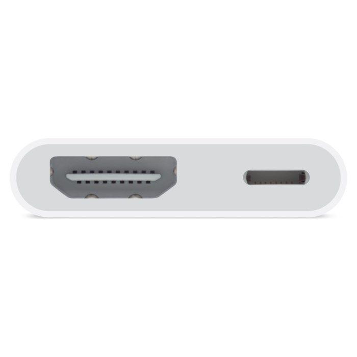 Apple Adapter Lightning till HDMI