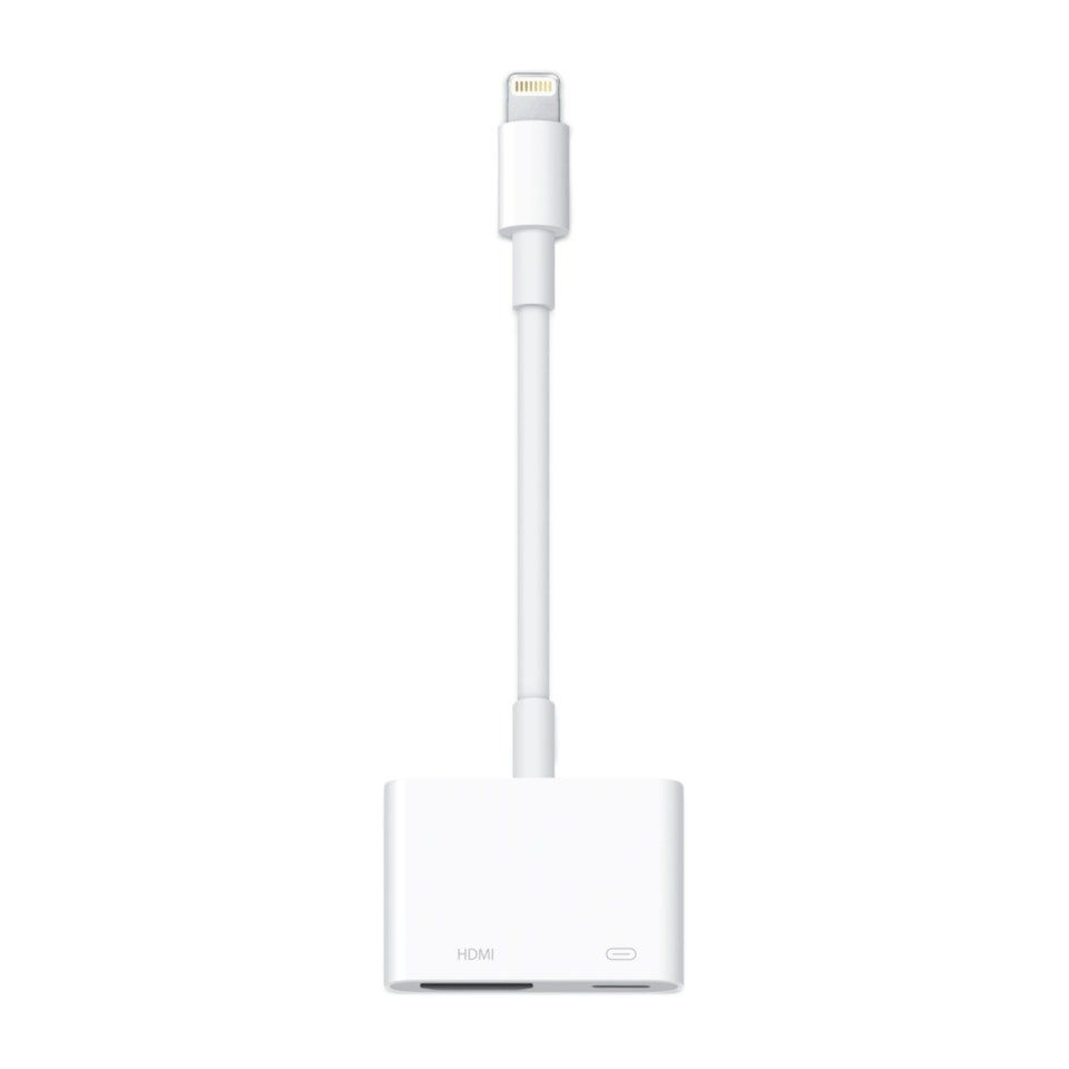 Apple Adapter Lightning til HDMI