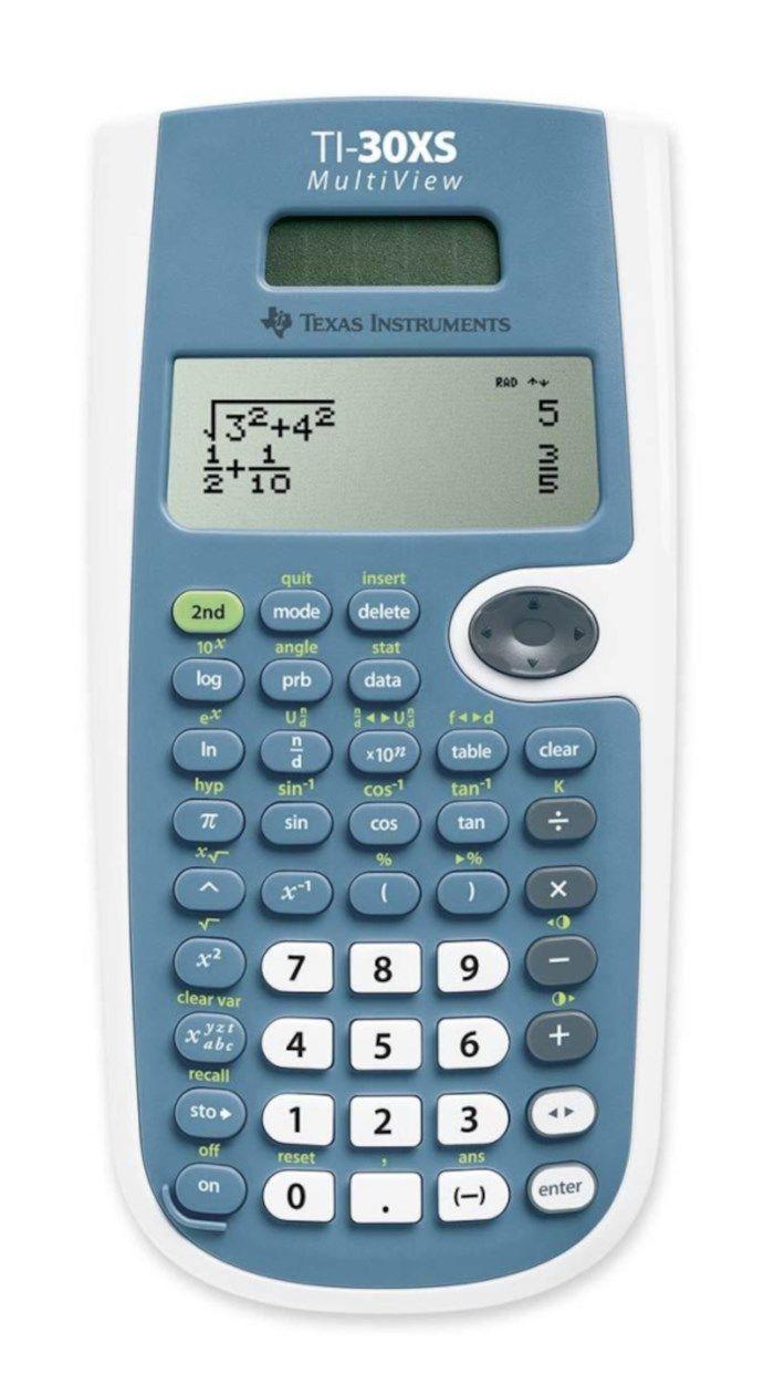 Texas Instruments TI-30XS Miniräknare