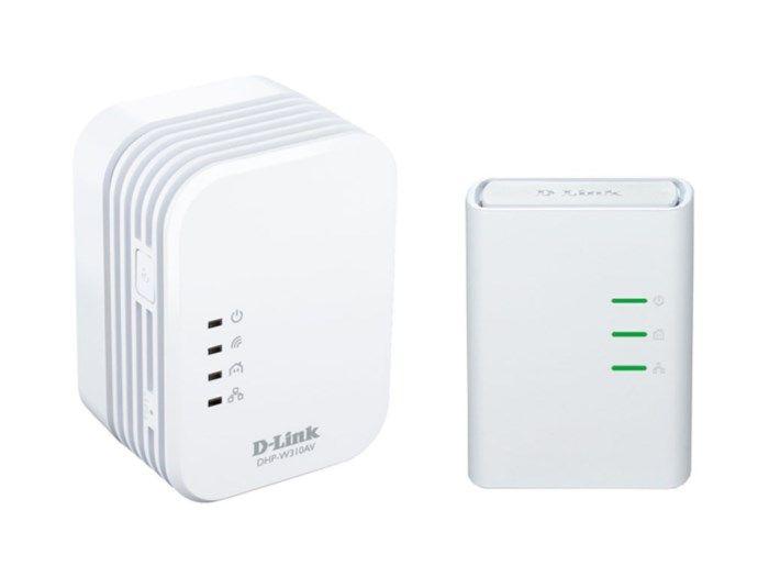 D-link DHP-W311AV Trådlöst homeplug-paket N300