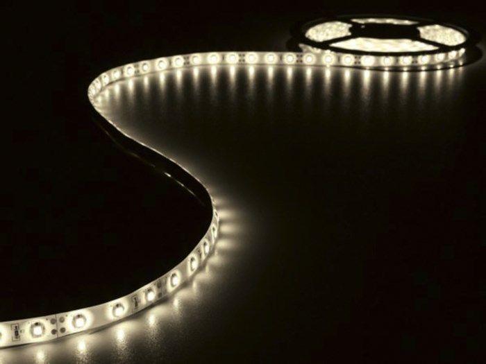 LED-list 300 LED 5 m Varmvit