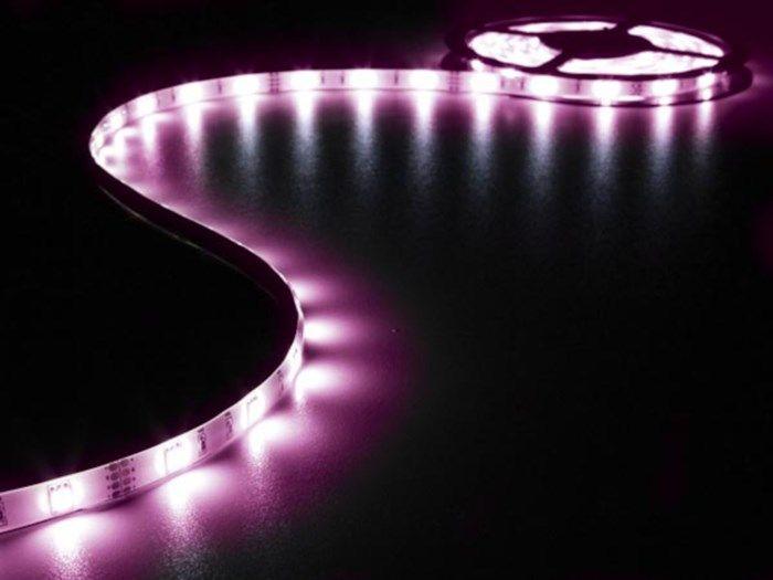 LED-list RGB 3 m