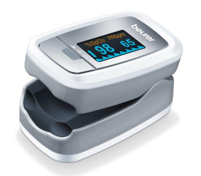 Beurer PO30 Puls- och syremätare för finger