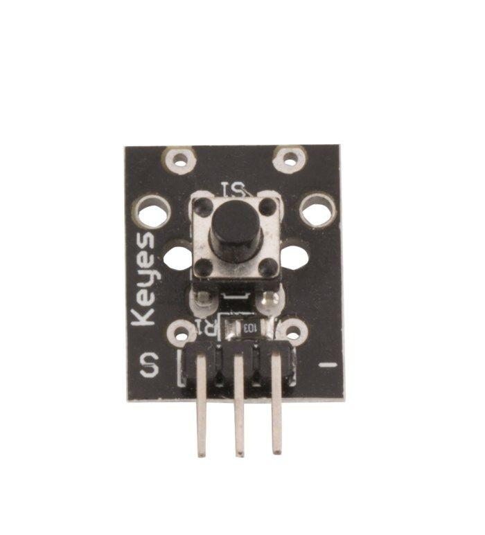 Luxorparts Knapp-modul för Arduino