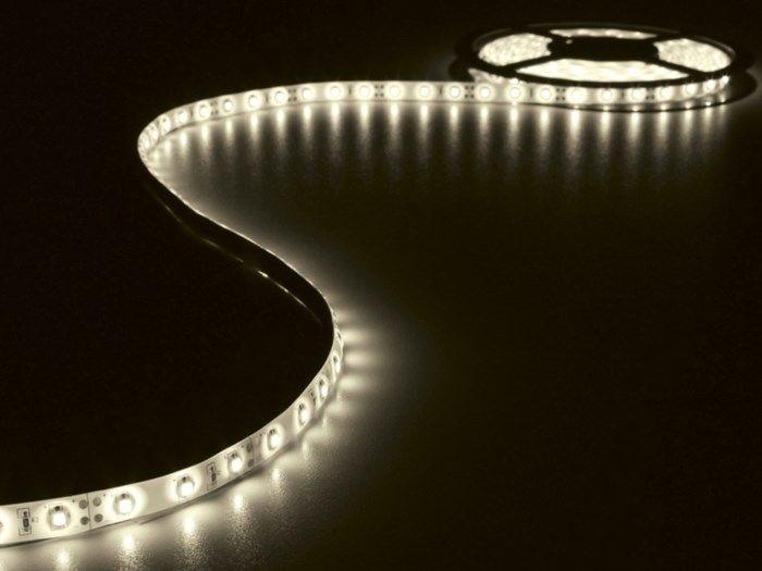 Ledsavers LED-list Vit 3 m