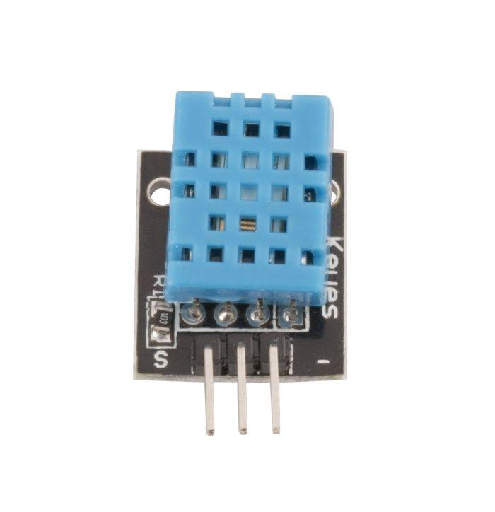 Temperatur- och luftfuktighetssensor för Arduino