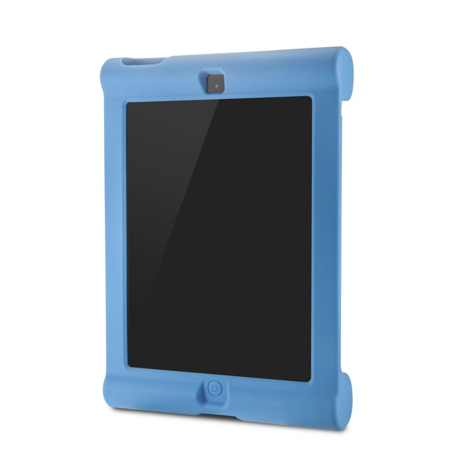 Linocell Shock Proof Case for iPad 2, 3 og 4 Blå