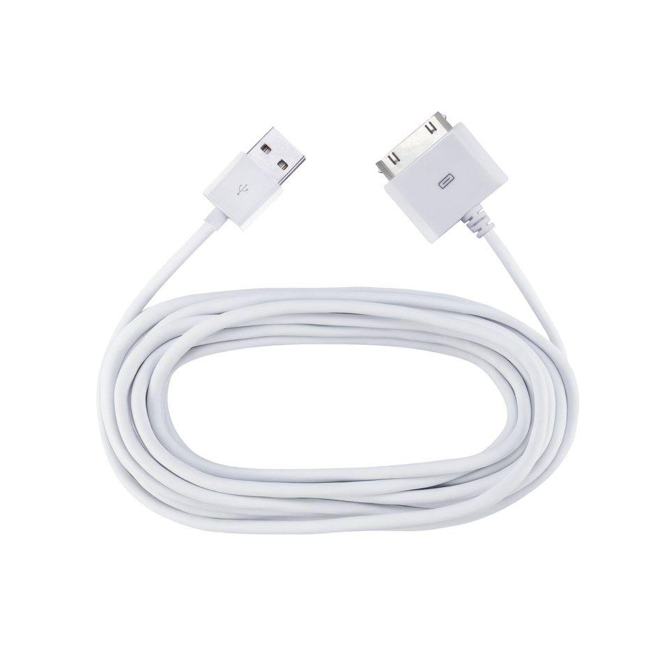 Linocell iPad laddare med 30 pin kabel 2,1 A. iPad laddare