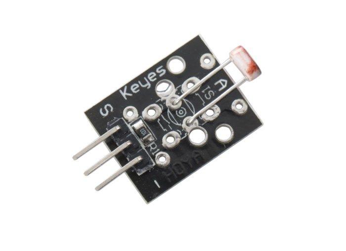 Luxorparts Ljussensor för Arduino