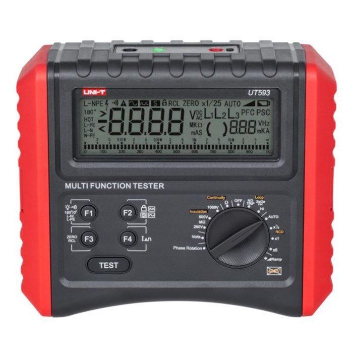 Uni-T UT593 Installationstestare