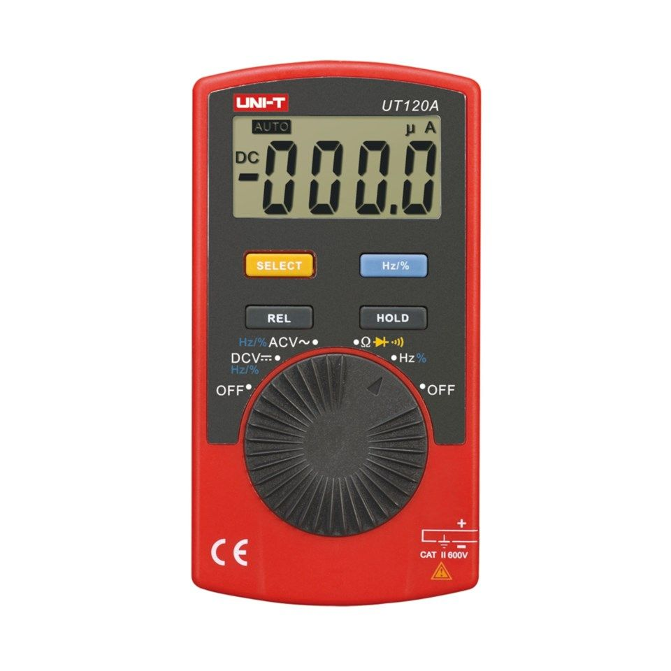 Uni-T UT120A Multimeter