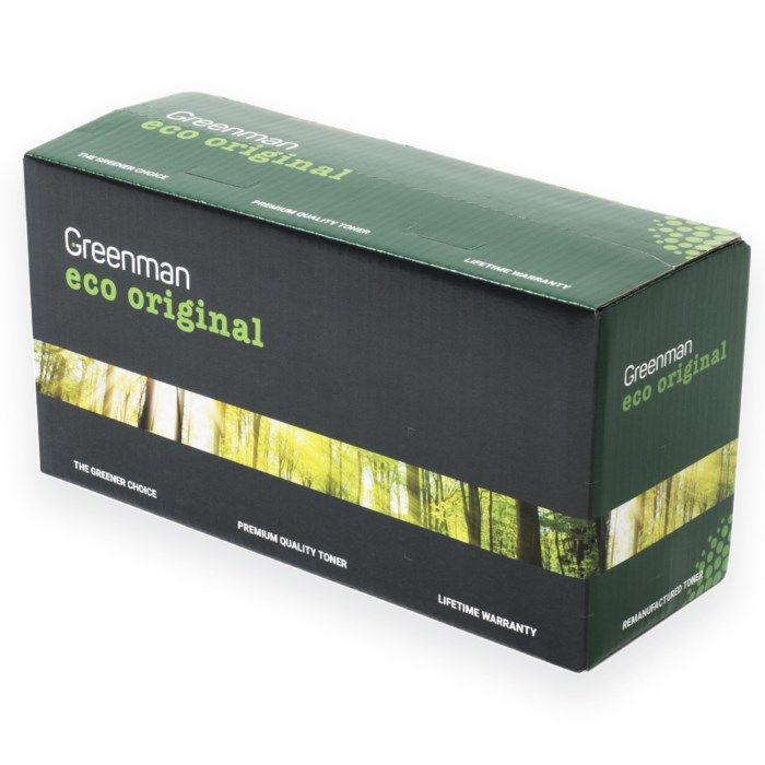 Greenman Toner typ Samsung CLP365 Cyan