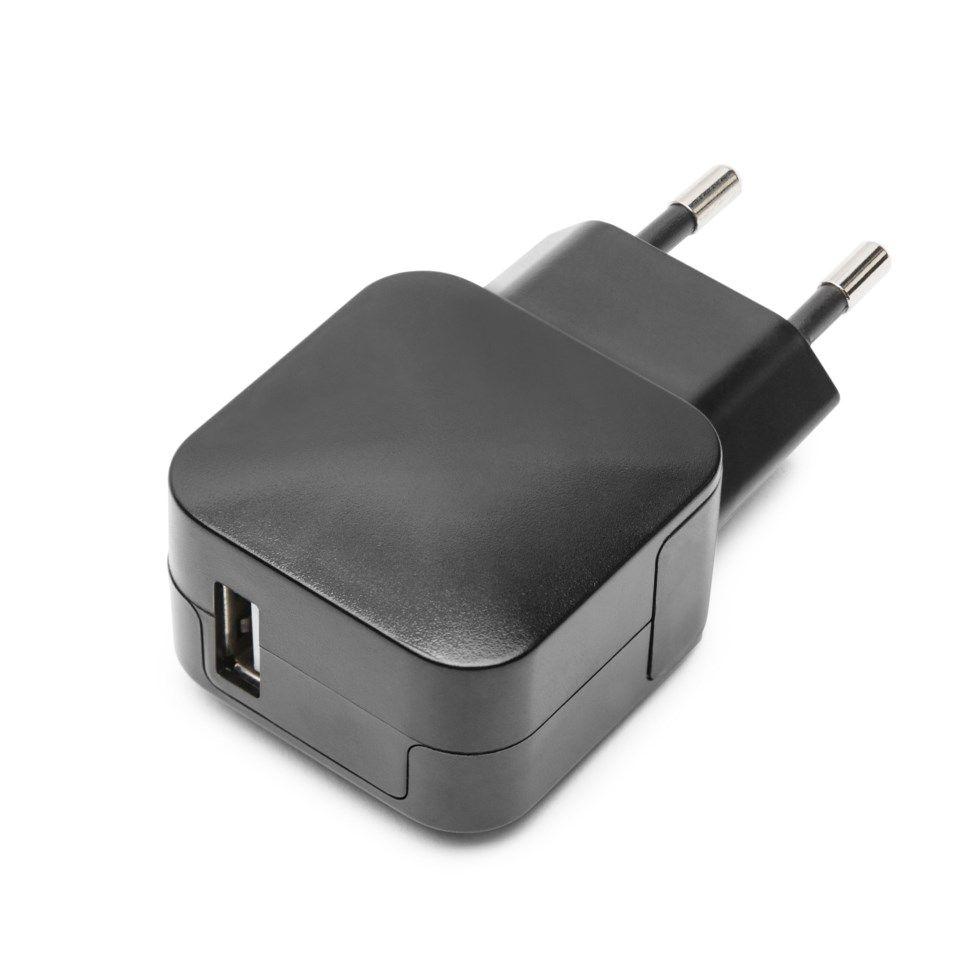 Linocell iPad och iPhone laddare Lightning kabel Svart