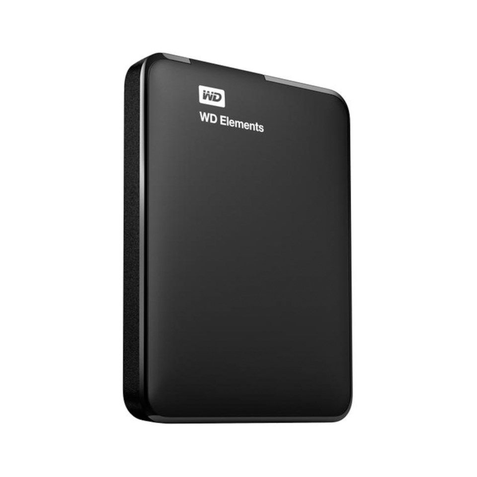 WD Elements Portable Extern hårddisk 1 TB