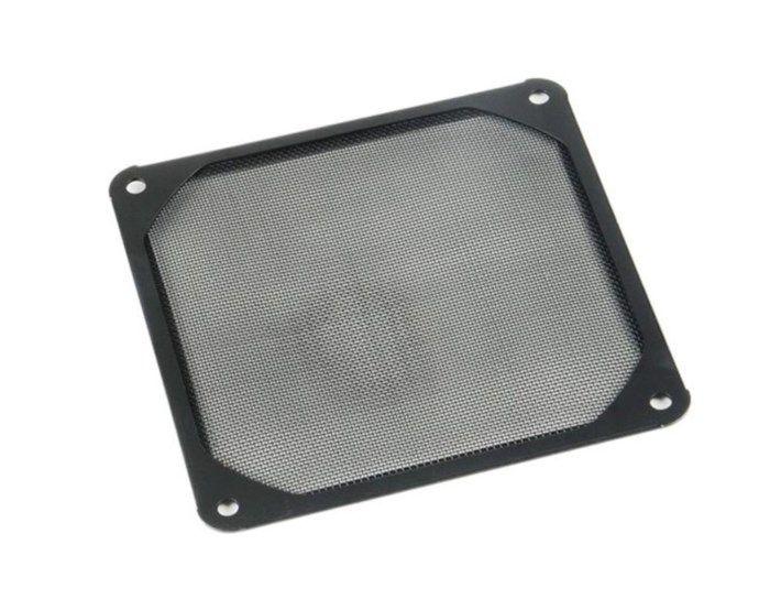Fläktfilter i aluminium 120x120 mm
