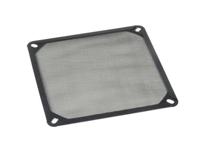 Fläktfilter i aluminium 140x140 mm