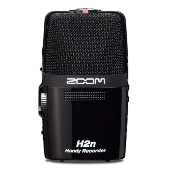 Zoom H2n Ljudinspelare