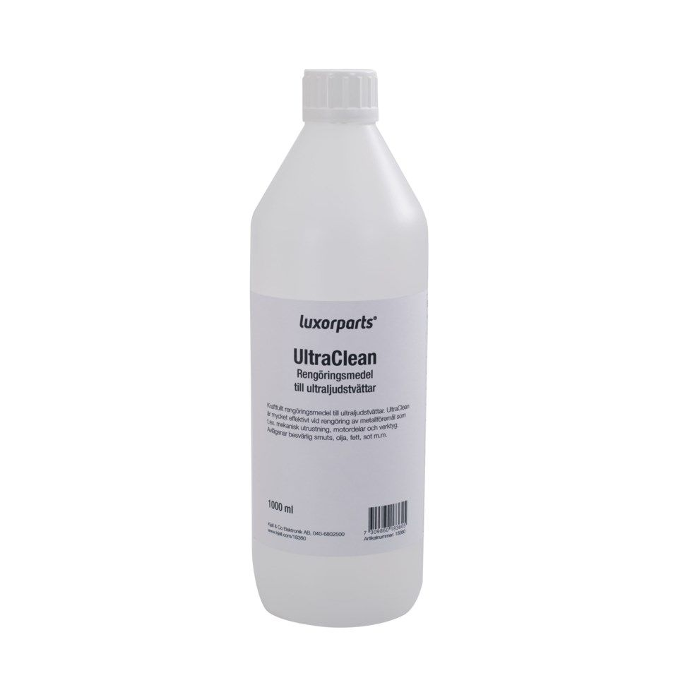 Luxorparts UltraClean Rengöringskoncentrat 1 l