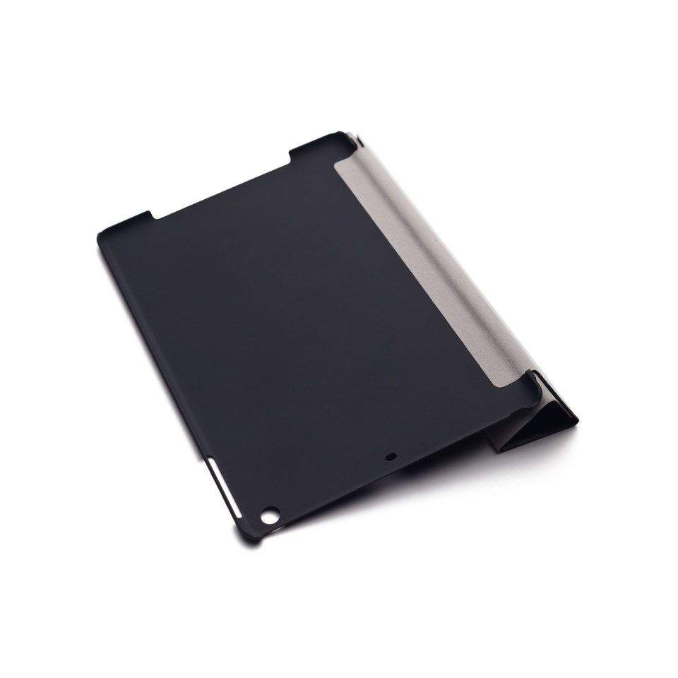 "Linocell Trifunction Etui for iPad 9,7""-serien Svart"