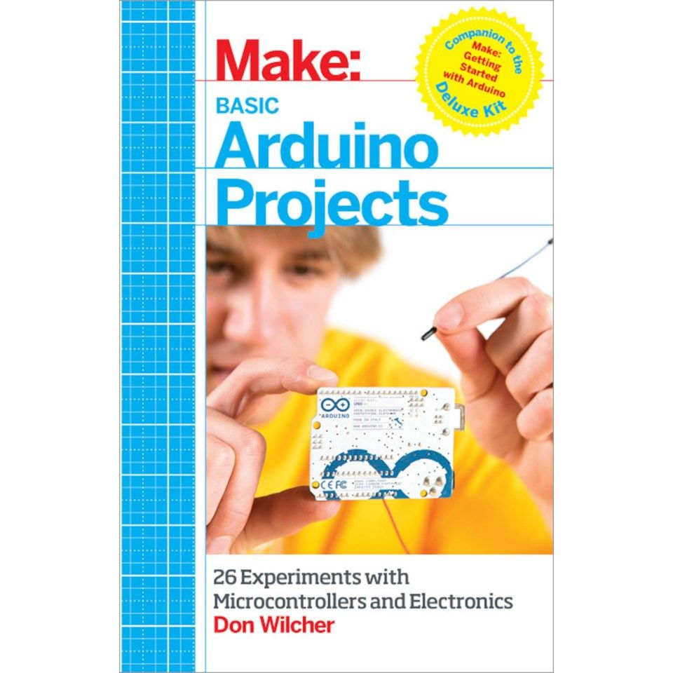 Basic Arduino projects