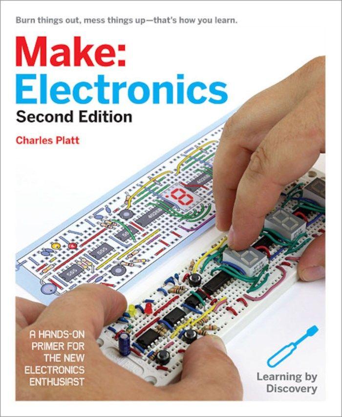 Make: Electronics 2:a upplagan