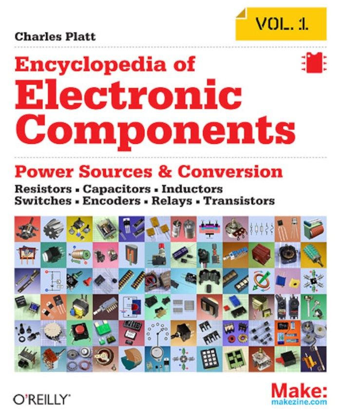 Encyclopedia of Electronic components Vol. 1