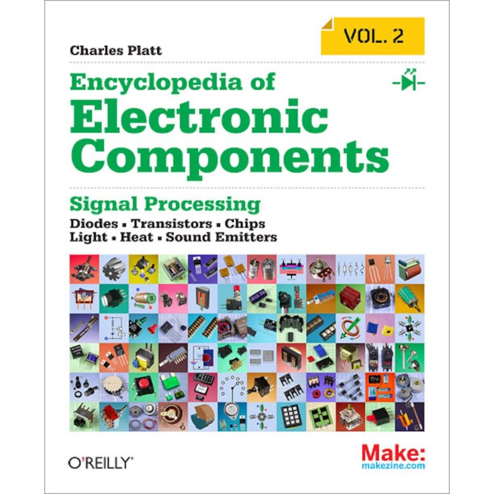 Encyclopedia of Electronic components Vol. 2