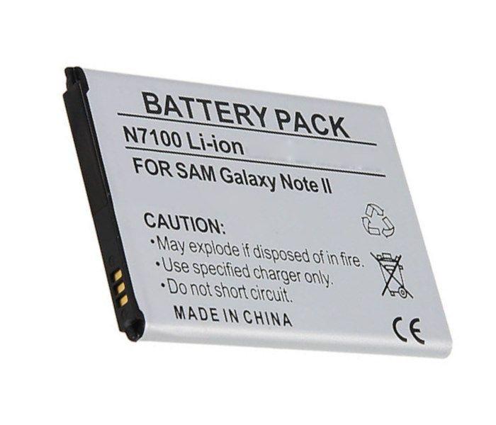 Ersättningsbatteri till Galaxy Note 2