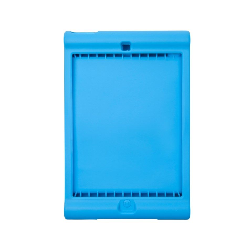 "Linocell Shock Proof Case for iPad 9,7""-serien Blå"