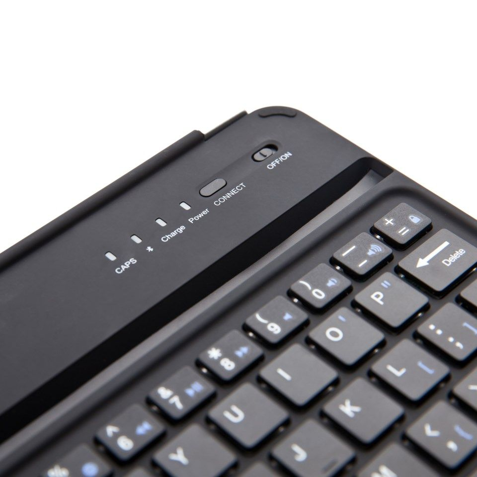 Linocell Tastatur med Bluetooth for iPad Mini
