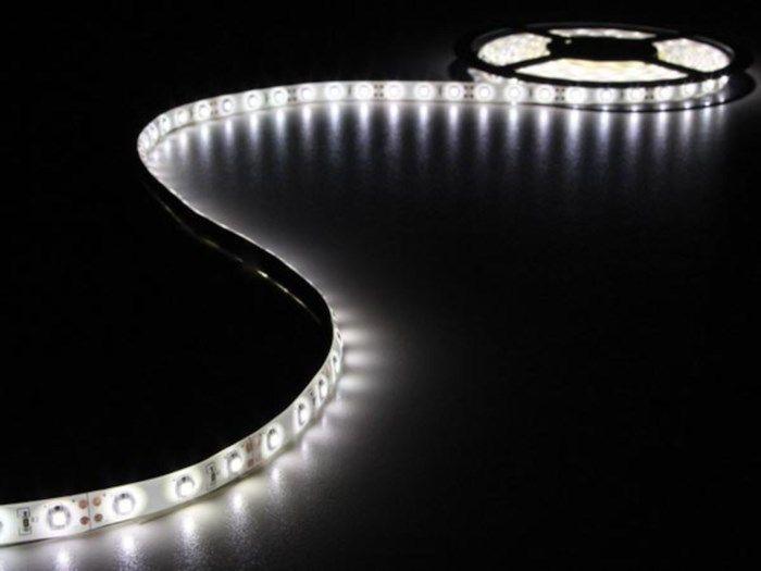 Vellight LED-list 180 LED Vit 3 m