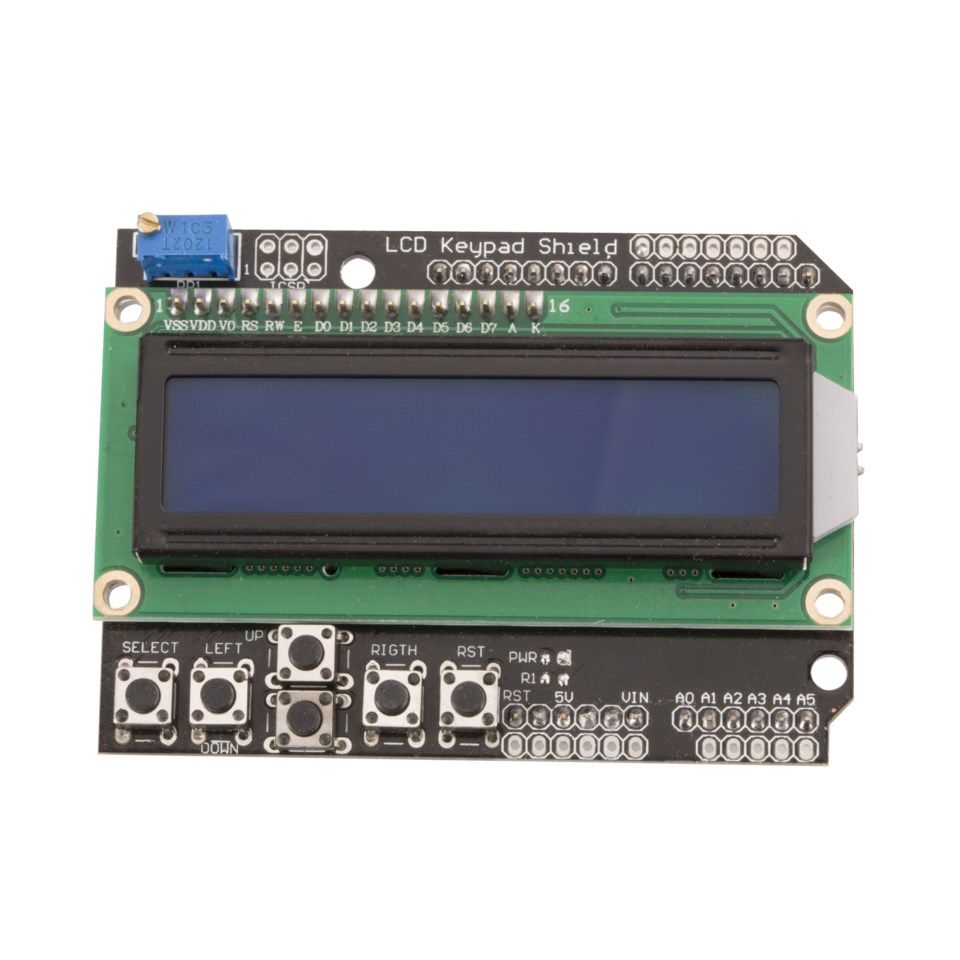 Luxorparts LCD Shield for Arduino