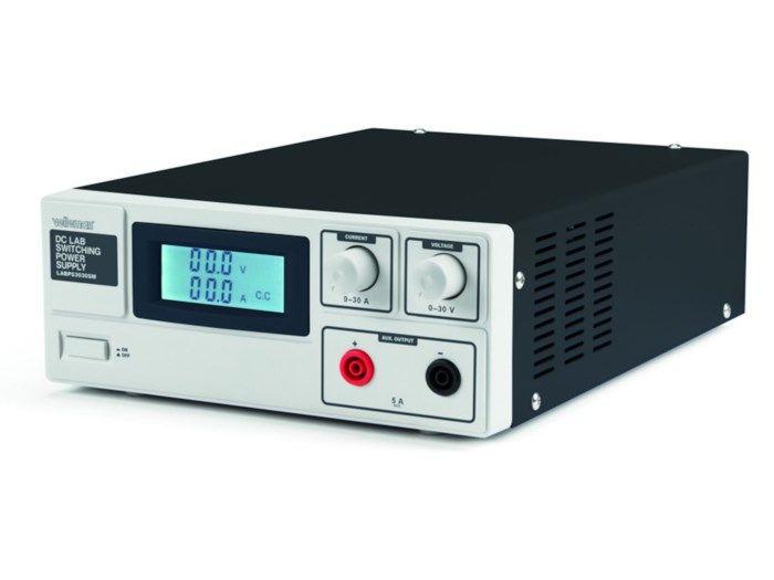 Labbaggregat 0-30 V (DC) 30 A