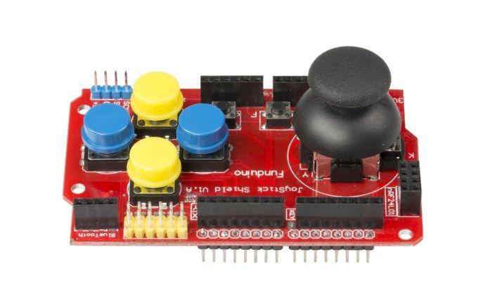Joystick-shield för Arduino