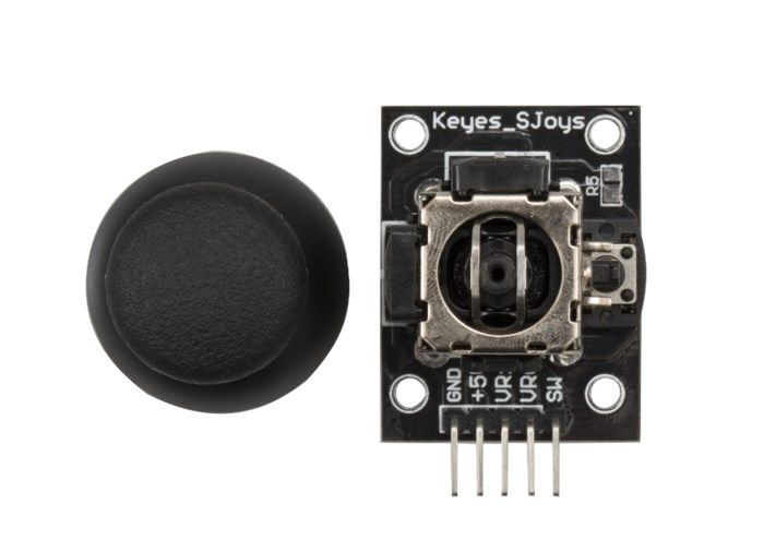 Luxorparts Joystick-modul för Arduino